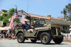 4th of July Parade Huntington Beach CA USA Stock Photos