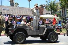 4th of July Parade Huntington Beach CA USA Stock Photography