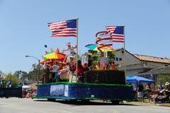 4th of July Parade Huntington Beach CA USA Royalty Free Stock Photo