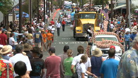 4th of July Parade - 5 of 8 - Time Lapse stock footage