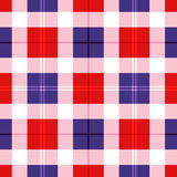 4 th of july seamless pattern Royalty Free Stock Photos