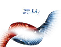 4th of July vector Royalty Free Stock Photos