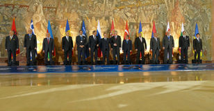 35th Meeting of the Council of Ministers of Foreign Affairs of the Organization of the Black Sea Economic Cooperation Member State Stock Photography