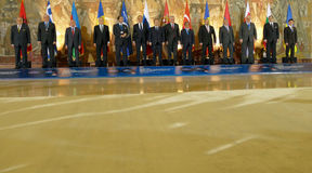 35th Meeting of the Council of Ministers of Foreign Affairs of the Organization of the Black Sea Economic Cooperation Member State Stock Image