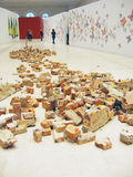 5th Moscow Biennale of Contemporary Art Royalty Free Stock Image