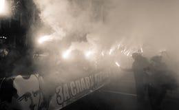109th narodziny rocznica Stepan Bandera w Kyiv Zdjęcie Stock