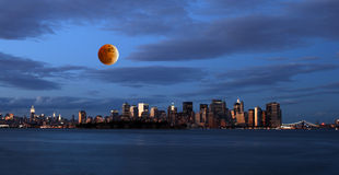Free Th New York City Skyline Royalty Free Stock Images - 5243569