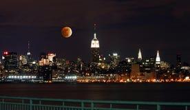 Th New York City Skyline Stock Photos