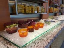 4th Nov 2016, Jen Hotel Habour Johor Baru , Johor.Harbour Café is an all-day dining outlet . Stock Image
