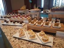 4th November 2016, Jen Hotel Habour Johor Baru, Johor Hamnen Café är äta middag ett hela dagen uttag Royaltyfria Bilder