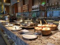4th November 2016, Jen Hotel Habour Johor Baru, Johor Hamnen Café är äta middag ett hela dagen uttag Fotografering för Bildbyråer