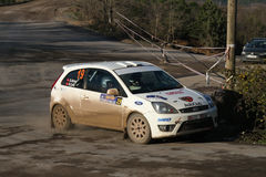 34th Opar Olio Istanbul Rally Stock Photography