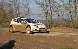 34th Opar Olio Istanbul Rally Stock Images