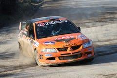 34th Opar Olio Istanbul Rally Stock Photos