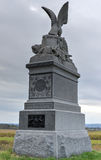 88th Pennsylvania Infantry Memorial Gettysburg National Military Park stock image
