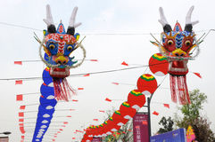 The 2013 Poly International Kite Festival royalty free stock image