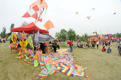 The 2013 Poly International Kite Festival Royalty Free Stock Photo