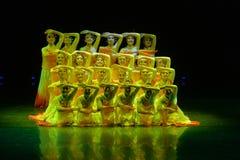 4th Porcelanowy uniwersytecki sztuki przedstawienie Obrazy Stock