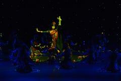 4th Porcelanowy uniwersytecki sztuki przedstawienie Zdjęcie Royalty Free