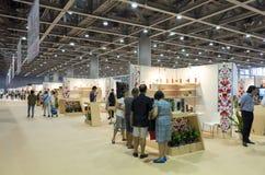 11th Porcelanowy zawody międzynarodowi SME jarmark Obraz Royalty Free