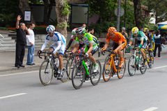 50th Presidential Cycling Tour of Turkey Royalty Free Stock Photo
