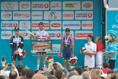 50th Presidential Cycling Tour of Turkey Stock Image