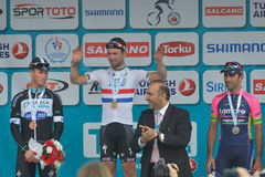 50th Presidential Cycling Tour of Turkey Stock Photo