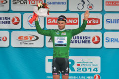 50th Presidential Cycling Tour of Turkey Stock Images