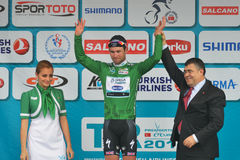 50th Presidential Cycling Tour of Turkey Royalty Free Stock Photos