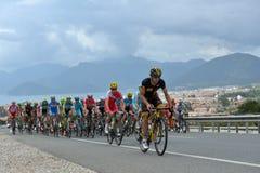 50th presidents- cykla turnerar av Turkiet Fotografering för Bildbyråer