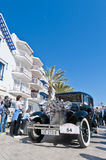 54th Rally Barcelona-Sitges second phase race. Stock Photo