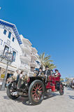 54th Rally Barcelona-Sitges second phase race. Stock Photos