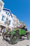 54th Rally Barcelona-Sitges second phase race. Stock Photography