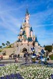25th rocznica Disneyland Paryż Fotografia Stock