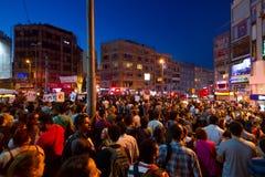 20th rocznica Sivas masakra Zdjęcia Royalty Free