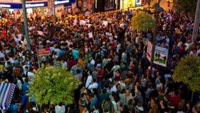 20th rocznica Sivas masakra Zdjęcie Royalty Free