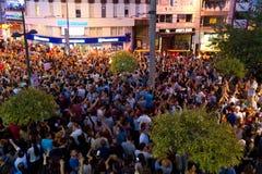 20th rocznica Sivas masakra Fotografia Royalty Free