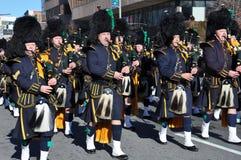 20th roczny UBS dziękczynienia parady spektakularny w Stamford, Connecticut Zdjęcia Royalty Free