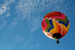 Zawody międzynarodowe Balonowy festiwal saint-jean-sur-richelieu Obrazy Royalty Free