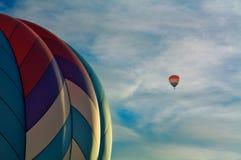 Zawody międzynarodowe Balonowy festiwal saint-jean-sur-richelieu Zdjęcie Stock