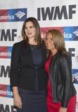 27th Rocznych Międzynarodowych kobiet Medialna Fundacyjna odwaga w dziennikarstwo nagrodach Fotografia Royalty Free