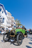 54th Samla Barcelona-Sitges det andra fasloppet. Royaltyfria Bilder