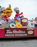 109th Santa Claus Parade em Toronto Foto de Stock