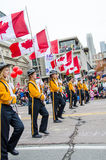 109th Santa Claus Parade a Toronto Fotografia Stock
