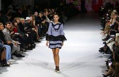a 39th semana de moda ucraniana em Kiev Imagens de Stock Royalty Free