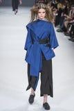 A 38th semana de moda ucraniana em Kyiv, Ucrânia Imagem de Stock