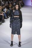 A 38th semana de moda ucraniana em Kyiv, Ucrânia Imagem de Stock Royalty Free