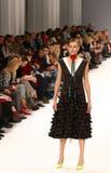 a 39th semana de moda ucraniana Etiqueta uma da coleção Fotografia de Stock Royalty Free