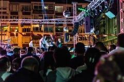 30th Sierpniowy Turecki zwycięstwo dnia koncert Zdjęcie Stock