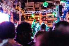 30th Sierpniowy Turecki zwycięstwo dnia koncert Zdjęcie Royalty Free